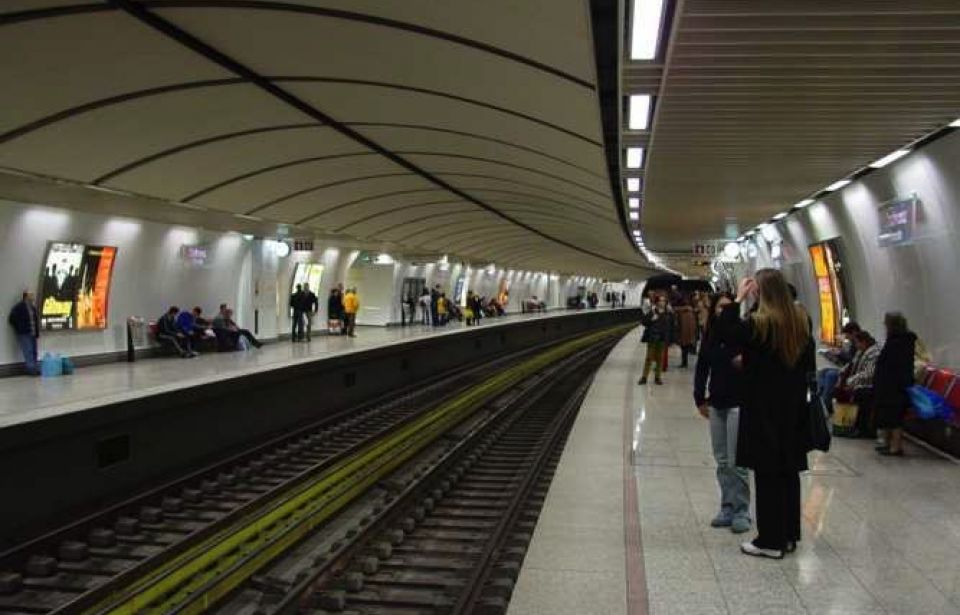 Athens Metro. Extension of Line 3 - Haidari - Piraeus Section