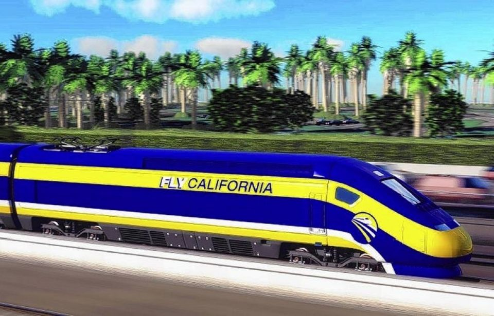 California High Speed Railway - Palmdale Section