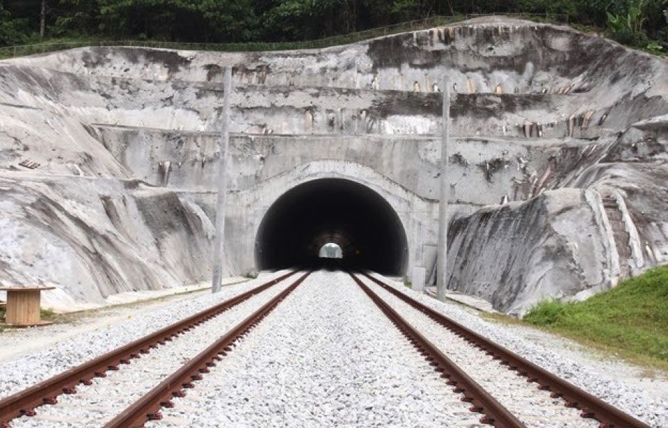 Berapit and Larut Tunnels